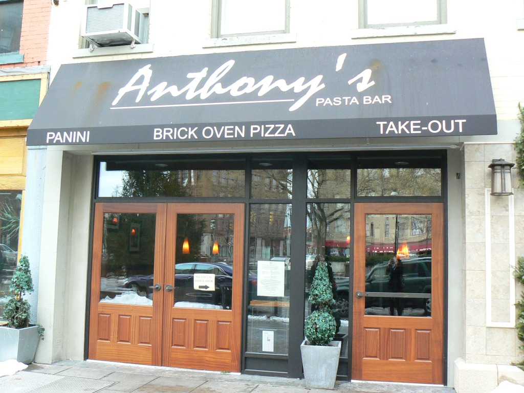 Anthony's Pasta Bar
